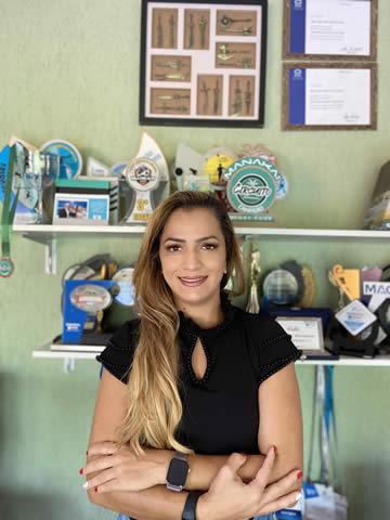 Maria Aparecida Alves de Sousa